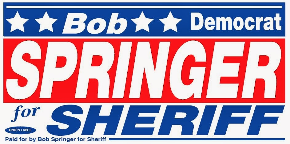 Springer For Sheriff