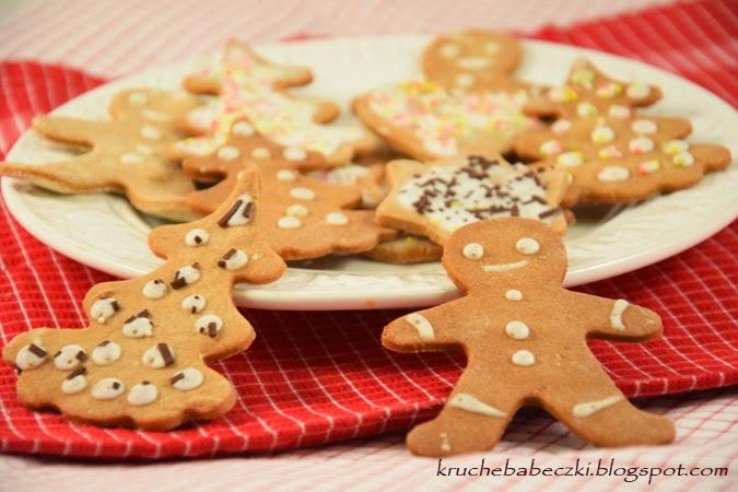 Cynamonowe ciasteczka :)