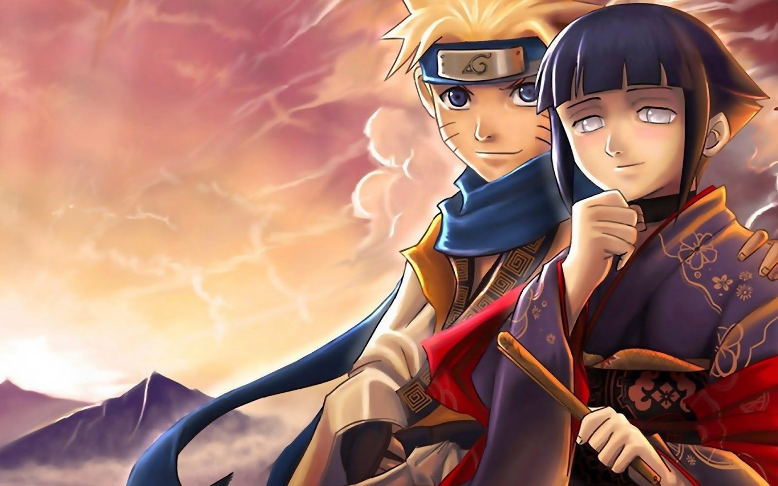 Naruto Shippuden Wallpaper Hd Naruto And Hinata Marriage