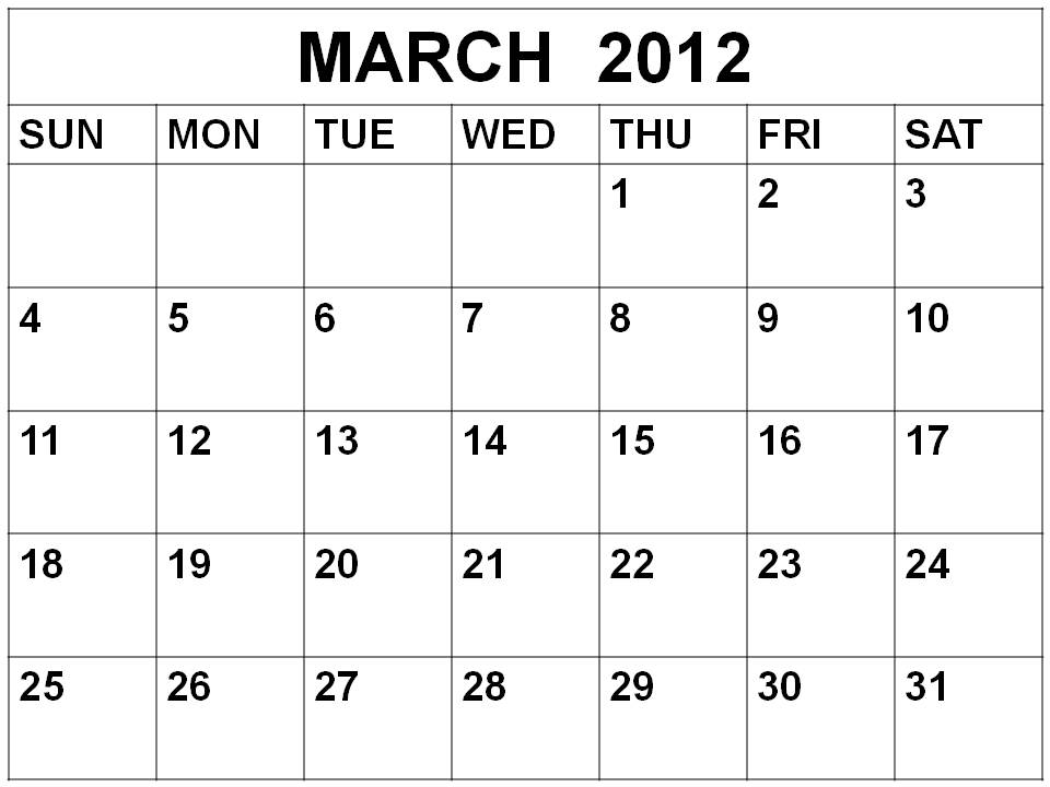 printable calendars march 2011. Blank+march+2011+printable