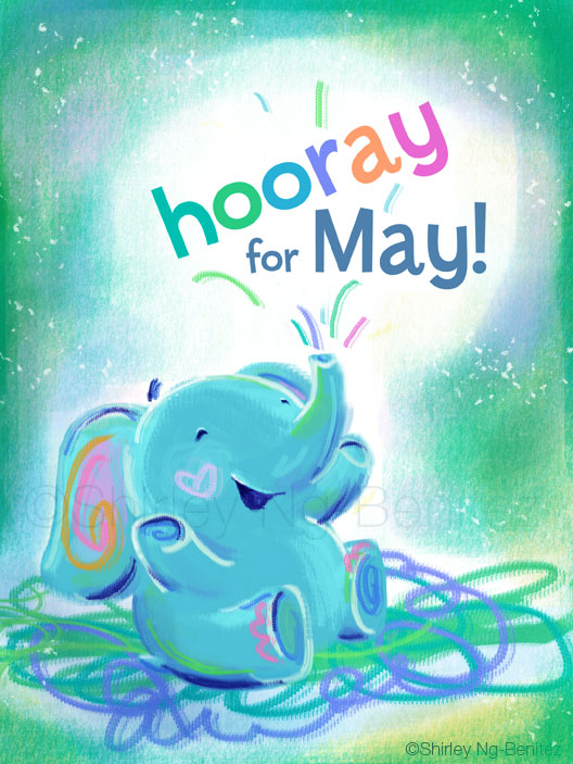 Image result for Happy month of May