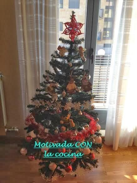 Motivada con la cocina decoraci n navide a 2013 2014 - Decoracion navidena 2013 ...
