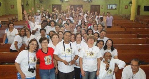 Juventude Missionária da Diocese de Guarulhos (SP) em Missão