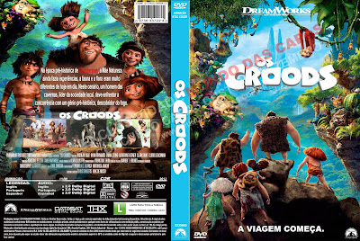 Os Croods (The Croods) Torrent - Dublado