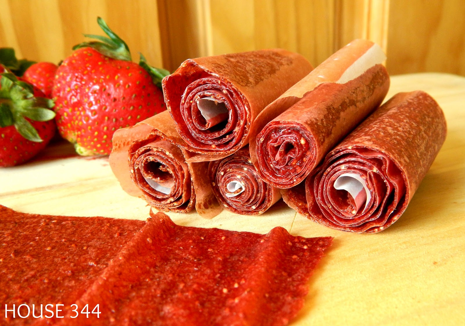 fruit leather homemade fruit leather cinnamon and pear fruit leather ...