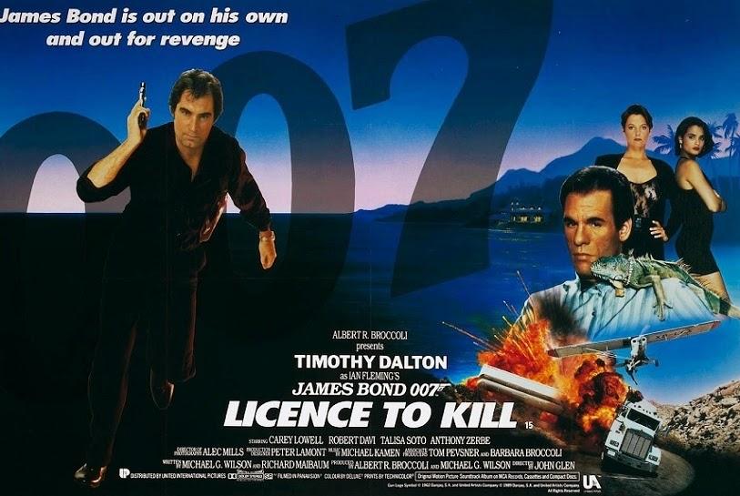 Điệp Viên 007: Lệnh Hành Quyết - 007 Licence To Kill (1989) HD Vietsub