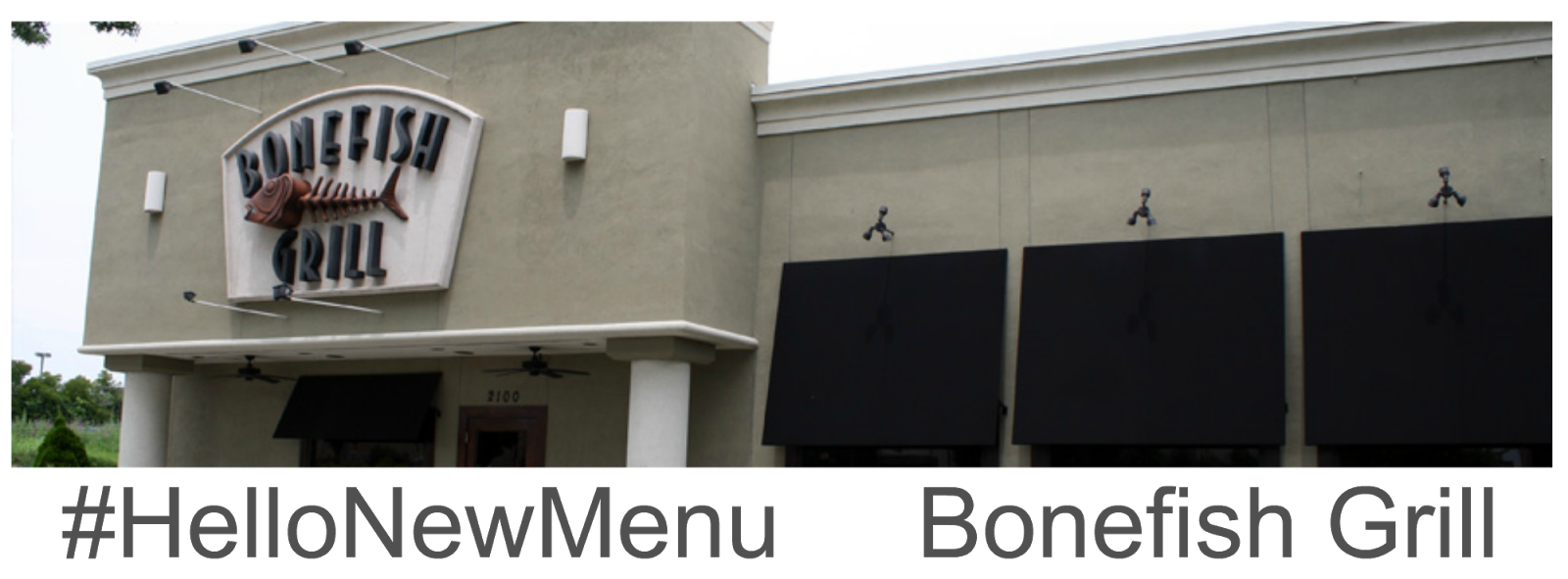 Try the New Menu at Bonefish Grill #HelloNewMenu
