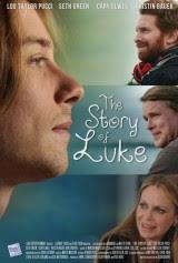 La historia de Luke (2012) Drama con Lou Taylor Pucci.