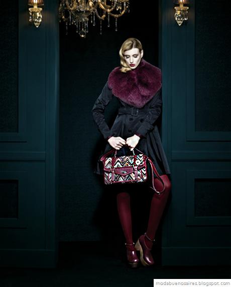 Carla Danelli otoño invierno 2012. Moda y Tendencias en Buenos Aires Blog de moda Argentina.
