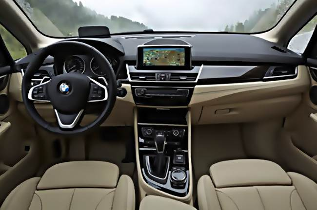 2016 BMW 2 Series Active Tourer Switzerland