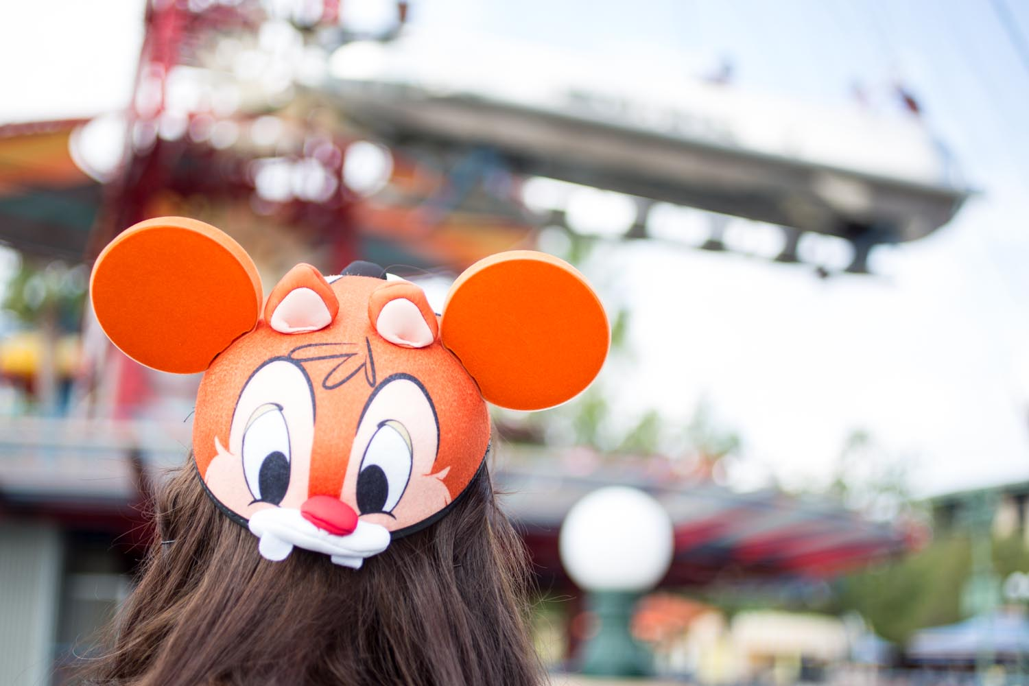 Chip and Dale Mickey Mouse Ears
