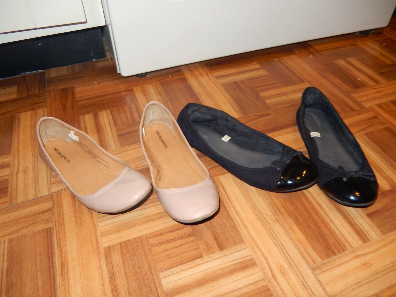 "My Shoe Staples- ""Cinderella...proof that a pair of shoes can change your life! """