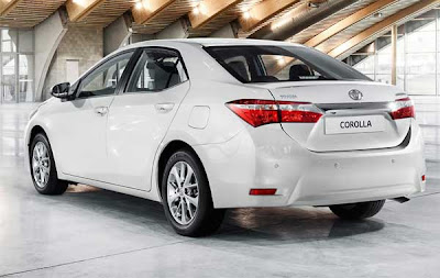 All-New 2014 Toyota Corolla Altis