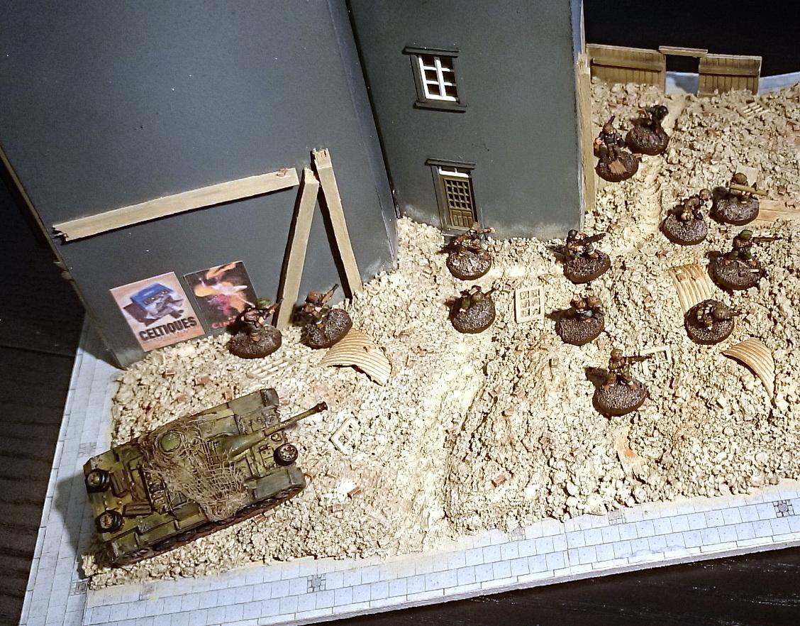 anatolis game room chain of command german ss platoon