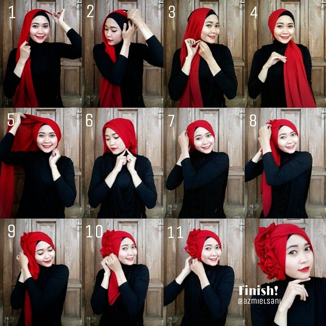 Style Hijab Formal Images