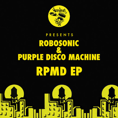 Robosonic & Purple Disco Machine - RPMD EP