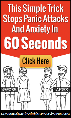60 Second Panic Solution