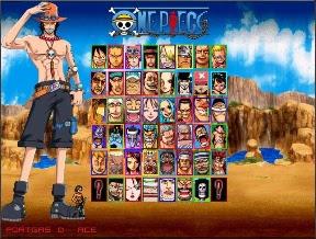 MediaFreeSoft: Download One Piece Mugen Travel Free