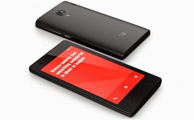 Spesifikasi Dan Harga Xiaomi Redmi 1S