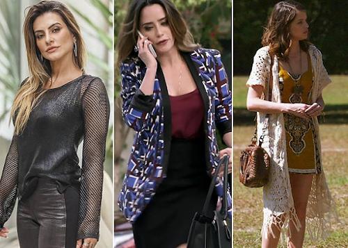 """Cinco tendências da novela """"Haja Coração"""" que podem inspirar seus looks"""