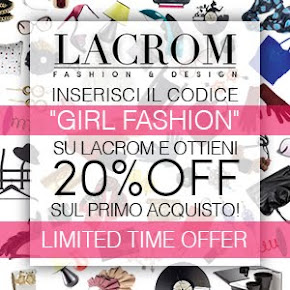 Sconto 20% su Lacrom