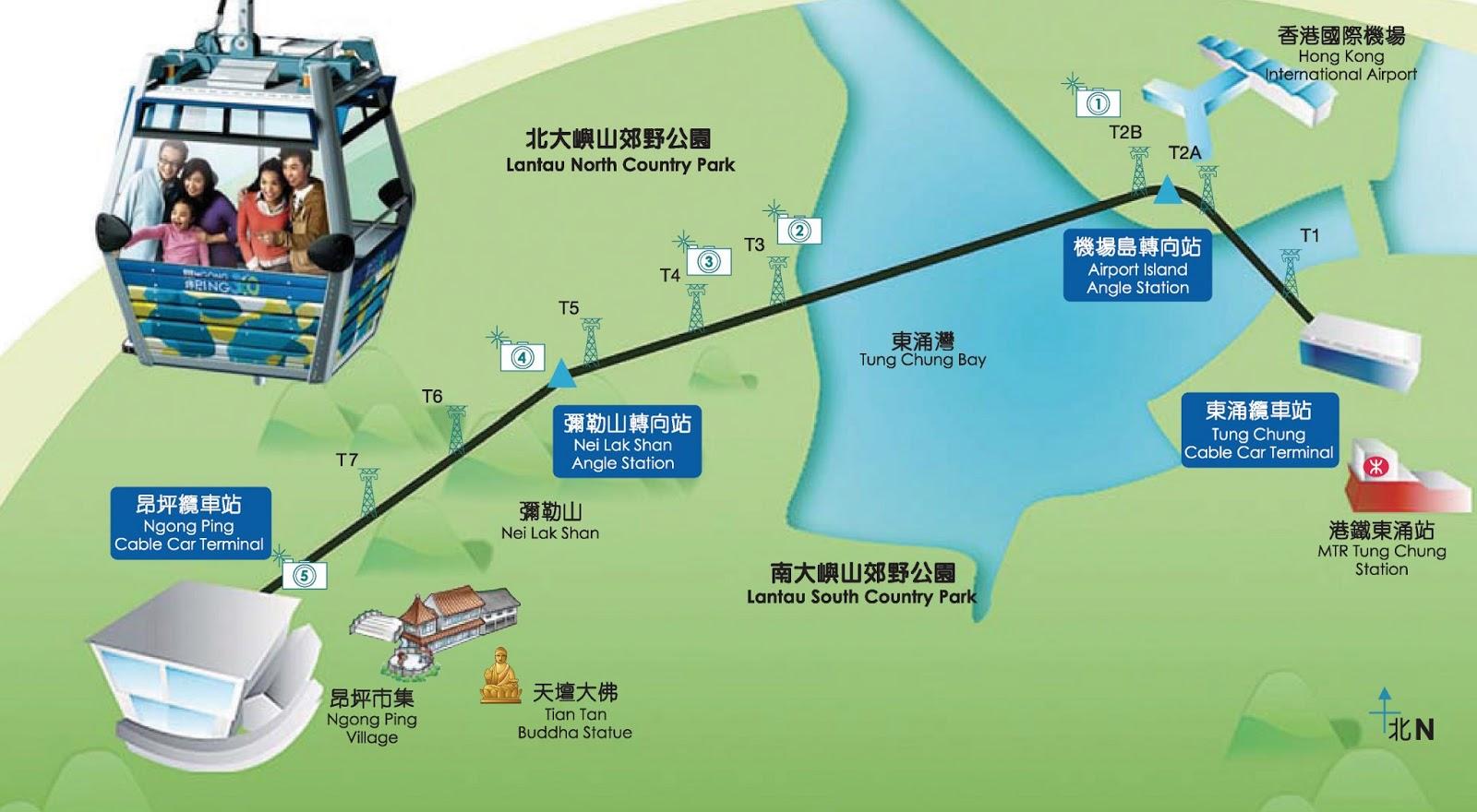 Ngong Ping Hong Kong Extras3 Autos Post