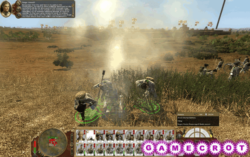 Empire: Total War is set in the 18th century, a turbulent era that is the m
