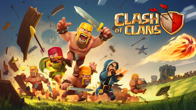 cara maen Coc Clash Of Clan di PC