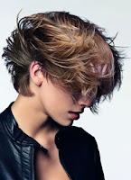 modernos cortes de cabello corto