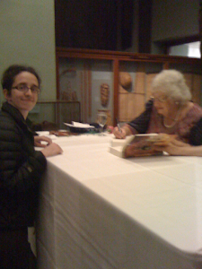Book Signing with Dame Daphne Sheldrick
