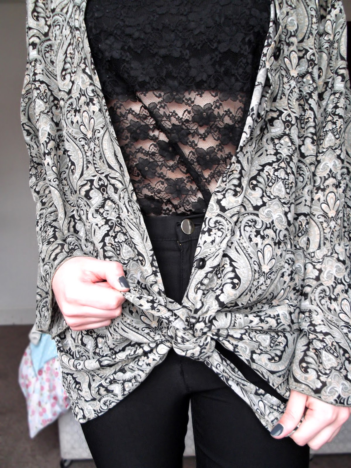 fashion, style, grunge, kimono, alternative