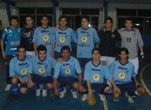 3RA CAMPEONA 2009