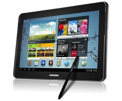 Spesifikasi Samsung Galaxy Note 10.1