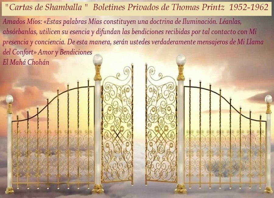 Cartas de Shamballa