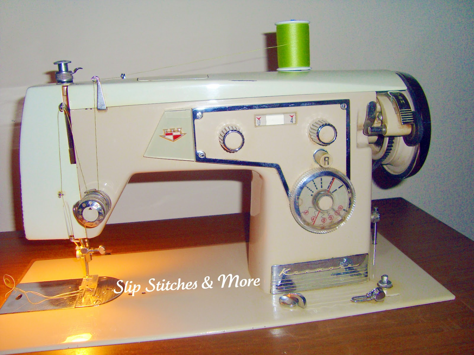 Briansews Necchi Supernova Sewing Machine Threading Diagram Vintage Hope That Helps