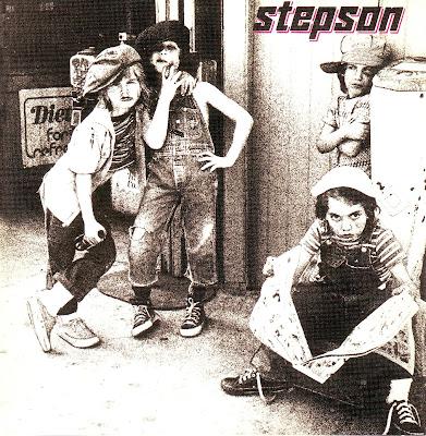 Stepson - Stepson (Great Us Heavy Detroit Styled Blues-Rock - Flac)