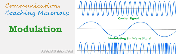 Coaching Materials in Modulation
