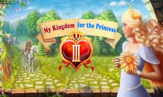 Screenshots of the My Kingdom for the Princess 3 for Android tablet, phone.