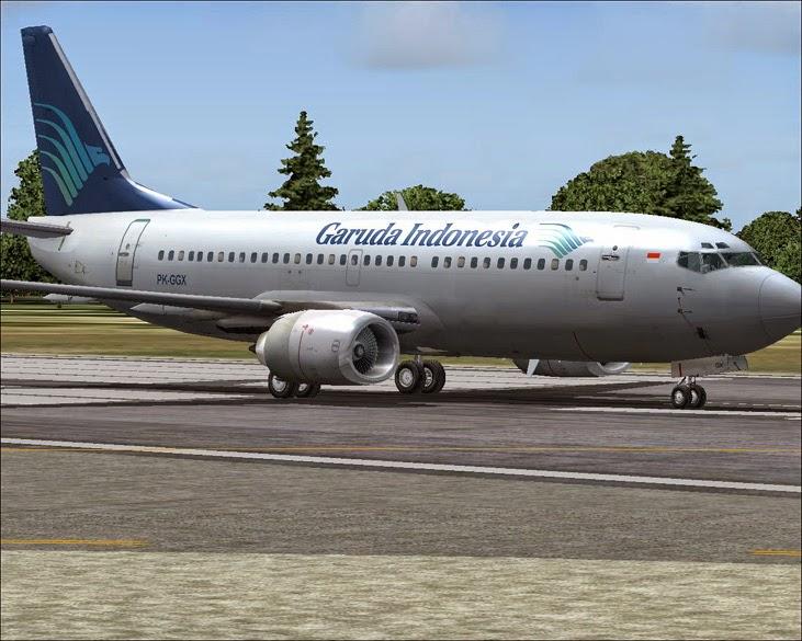 Harga Tiket Pesawat Promo Garuda Indonesia