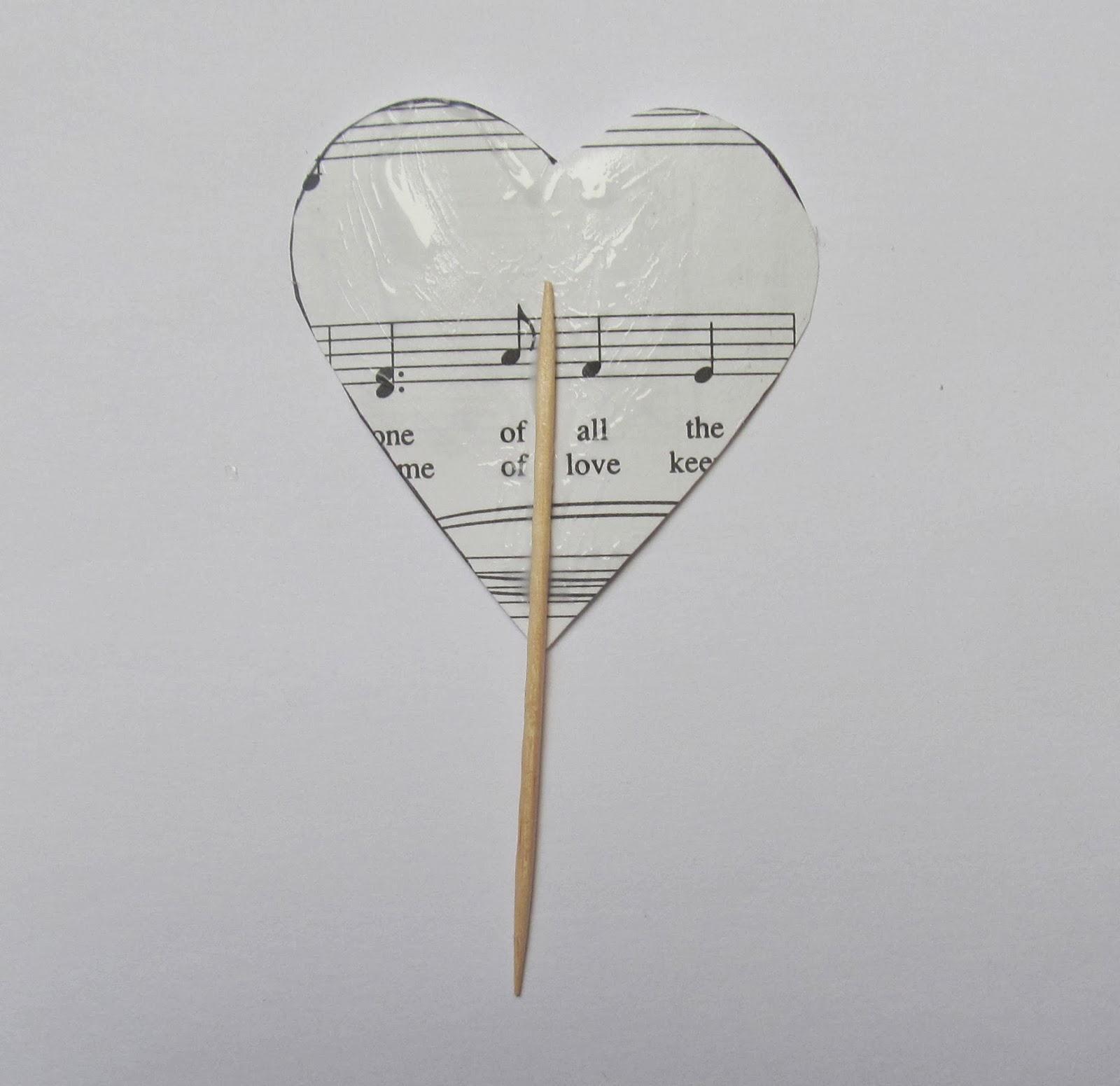 Valentine paper craft tutorial
