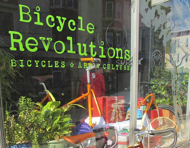 Bicycle Revolutions