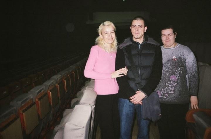 Olivia Marcov, Tudor Vlad, Simona Dinca, amfiteatrul Aparatorii Patriei, an 4, Drept 2009