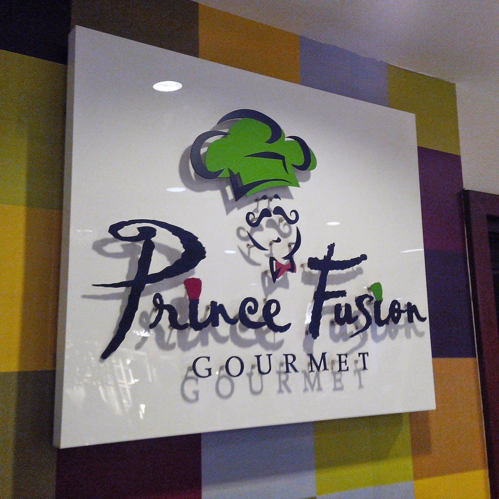 Prince Fushion Gourmet is located at the ground floor of Golden Prince Hotel, Acacia St. Cor. Archbishop Reyes Ave., Cebu City 6000