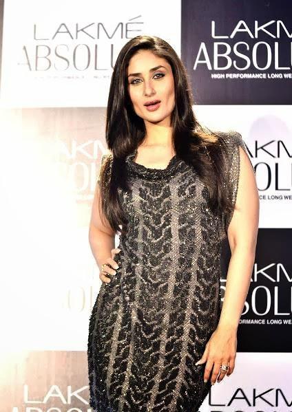 Kareena Kapoor looks hot in Black dress