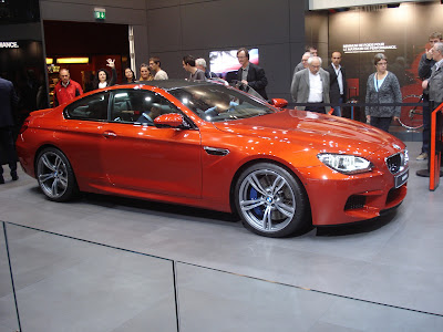 2013 BMW M6