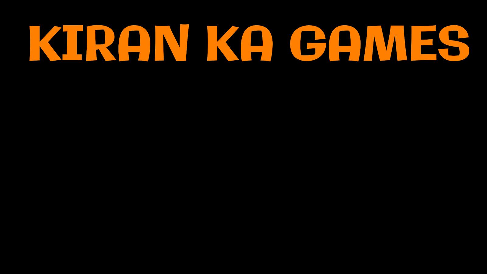 Kirankagames