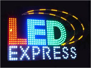 led board: