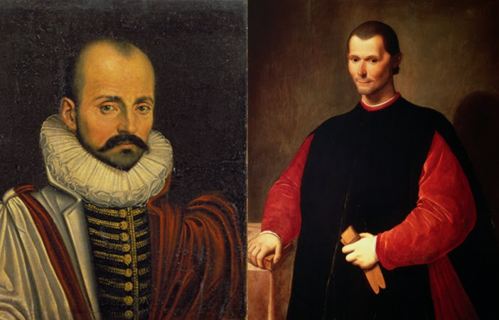 Montaigne & Machiavelli