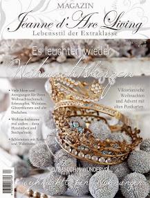 12-2014 WEIHNACHTEN  Magazin JEANNE D'ARC LIVING