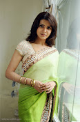 Samantha latest Gorgeous Looking Saree Photo Shoot Gallery-thumbnail-4